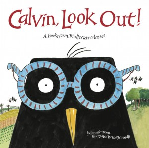 Calvin Look Out!