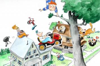Keith Bendis Chidren's Illustrations (16)