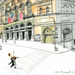 How do you get to Carnegie Hall