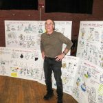 Keith Bendis, Graphic Recording for Author Alex Osterwalder (3)